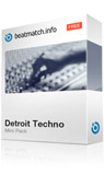 detroit techno mini pack