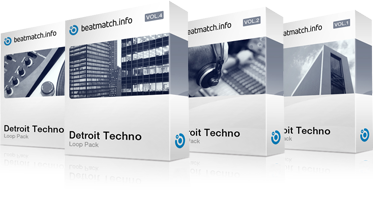 detroit techno bundle