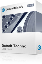 detroit techno loop pack vol.3
