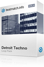 detroit techno loop pack vol.4