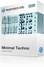 minimal techno loop pack vol.4