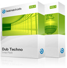 dub techno loop pack bundle