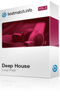 deep house loop pack vol.3