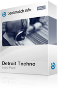 detroit techno loop pack vol.2