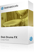 dub drums fx loop pack vol.1