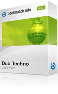 dub techno loop pack vol.1