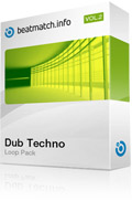 dub techno loop pack vol.2