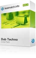 dub techno loop pack vol.3