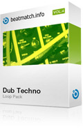 dub techno loop pack vol.4