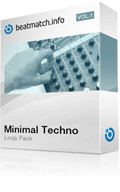 minimal techno loop pack vol.1