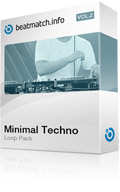 minimal techno loop pack vol.2