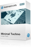minimal techno loop pack vol.3