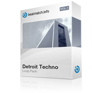 detroit techno loop pack vol.1