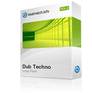 dub techno loop pack