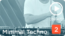minimal techno loop pack vol.2 live set