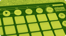 Live Set : Detroit Techno & Dub Techno   Ableton Live Project