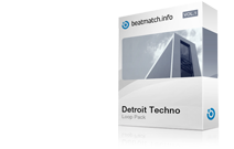 detroit techno : loop pack vol.1