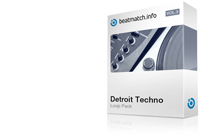 detroit techno : loop pack vol.3