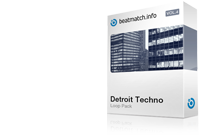 detroit techno : loop pack vol.4
