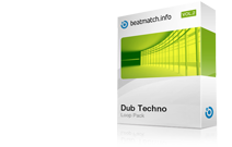 dub techno : loop pack vol.2