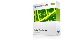 dub techno : loop pack vol.4