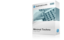 minimal techno : loop pack vol.1