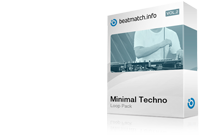 minimal techno : loop pack vol.2