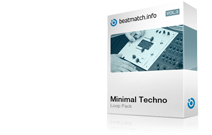 minimal techno : loop pack vol.3