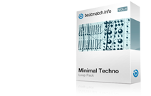 minimal techno : loop pack vol.4