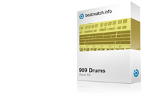 909 drums drum kit