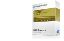 606 Sounds Sample Pack