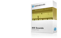 808 Sounds Sample Pack