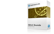 glitch sounds sample pack